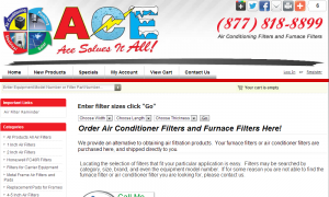 Ace Air Filters Image